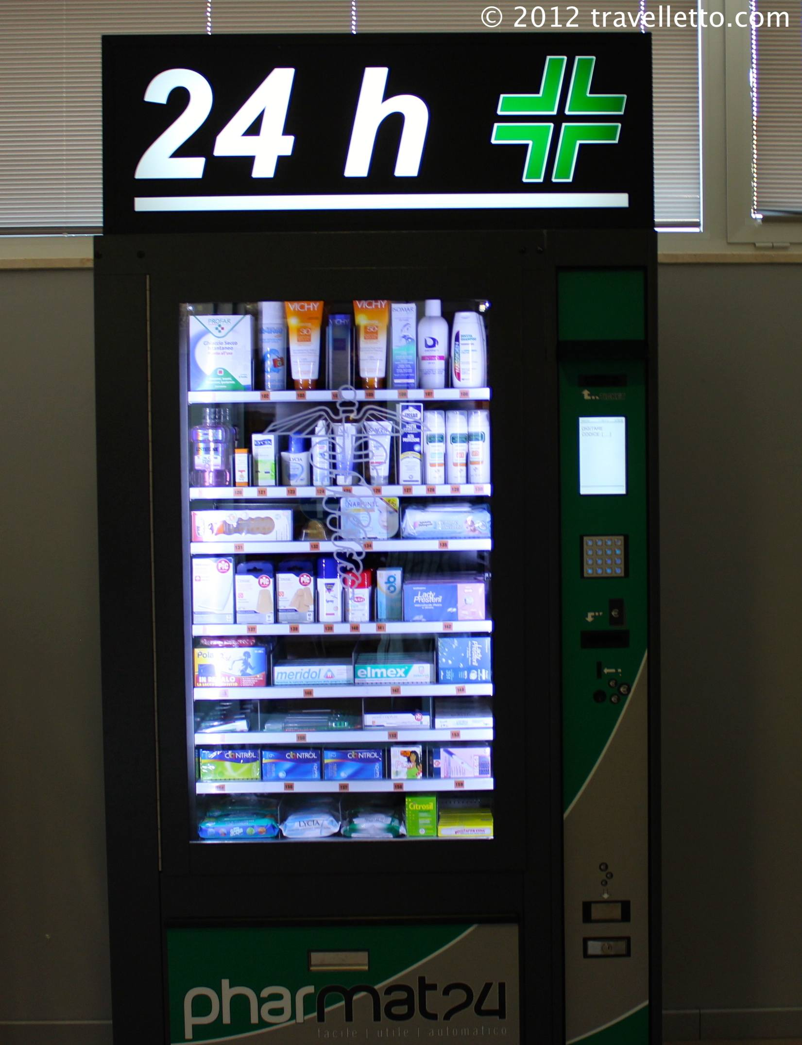 test cases for vending machine