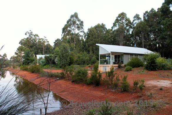 Silkwood Wines  Chalets